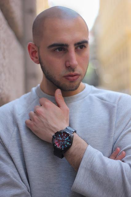 diesel orologio nuova collezione uomo