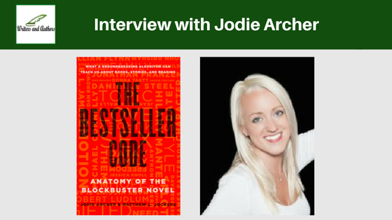 Interview with Jodie Archer