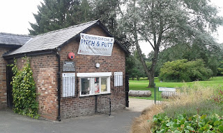 Cheadle Golf Club's Pitch & Putt course at Bruntwood Park