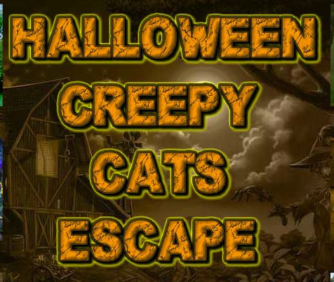 Games2Rule Halloween Creepy Cats Escape