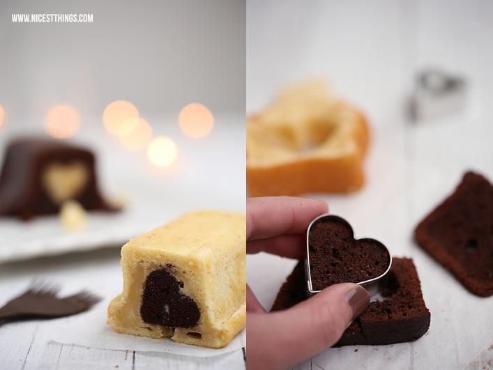 Kuchen mit Herz Herzkuchen Motivkuchen Chai