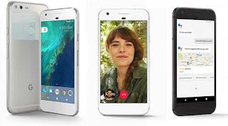 Google umumkan ponsel Pixel dan Pixel XL penganti Nexus