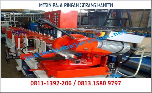 mesin baja ringan Serang Banten