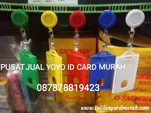 Pusat penjualan yoyo ID card murah di Jakarta