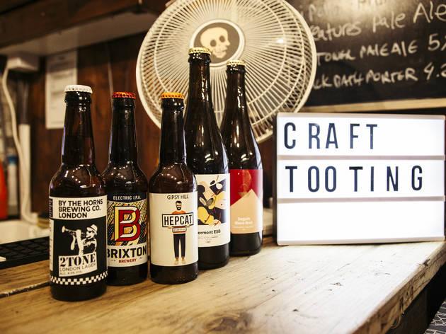 Craft Beer Tooting Market