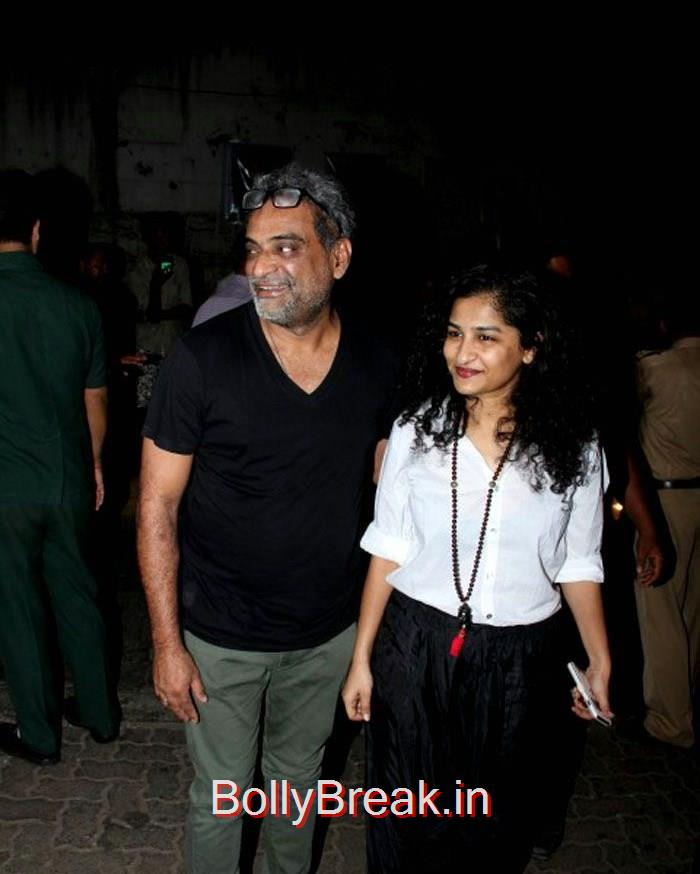R Balki, Gauri Shinde, Celebs At Deepika Padukone's Piku Grand Success Bash Photo Gallery