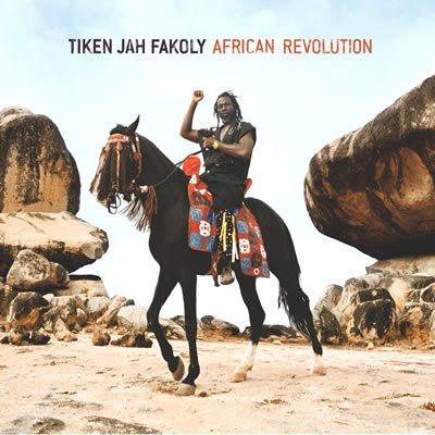 TIKEN JAH FAKOLY - African Revolution (2010)
