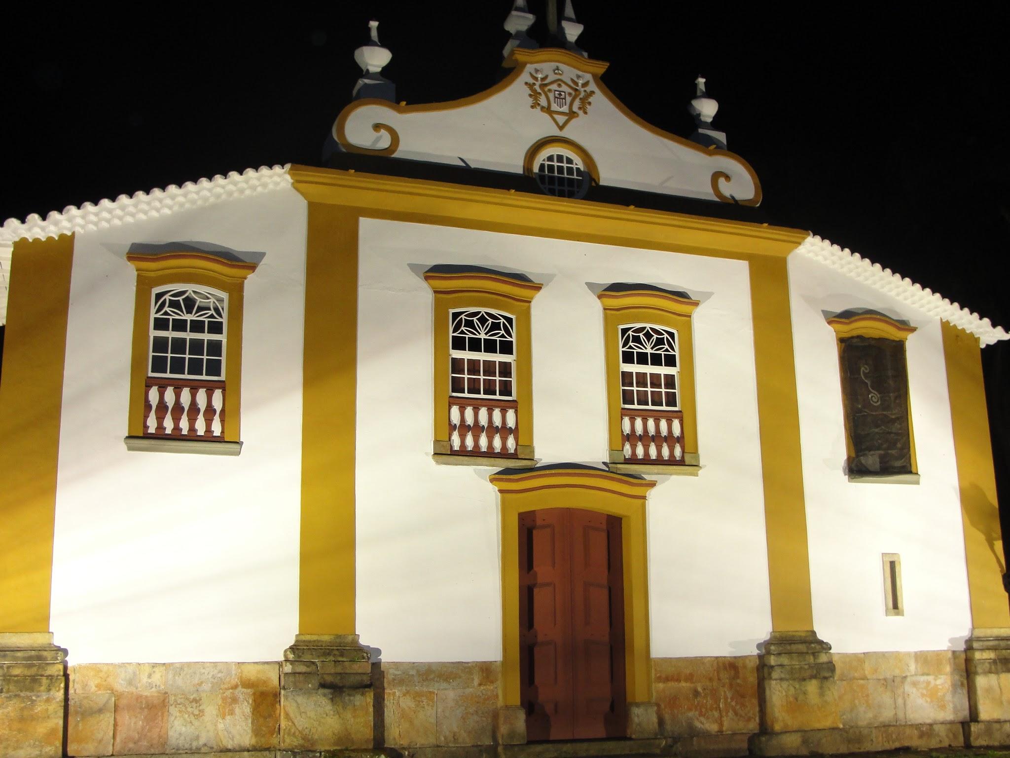 Igreja Nossa Senhora das Mercês, Tiradentes/MG