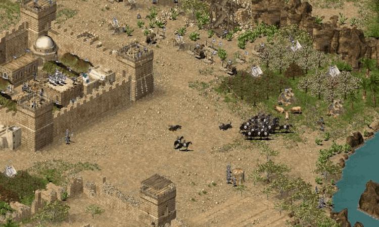 تحميل لعبة صلاح الدين للموبايل الإصدار الأخير برابط مباشر