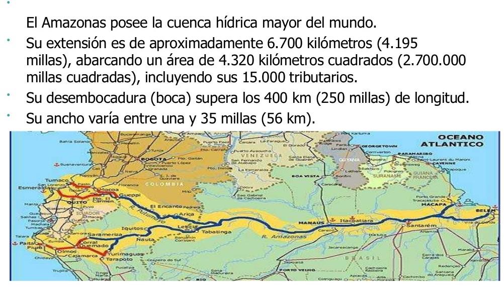 Descubrimiento Del Río Mas Largo y Caudaloso Del Mundo: Amazonas
