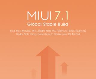 Fitur Baru MIUI 7.1 Versi Global (Stabil)