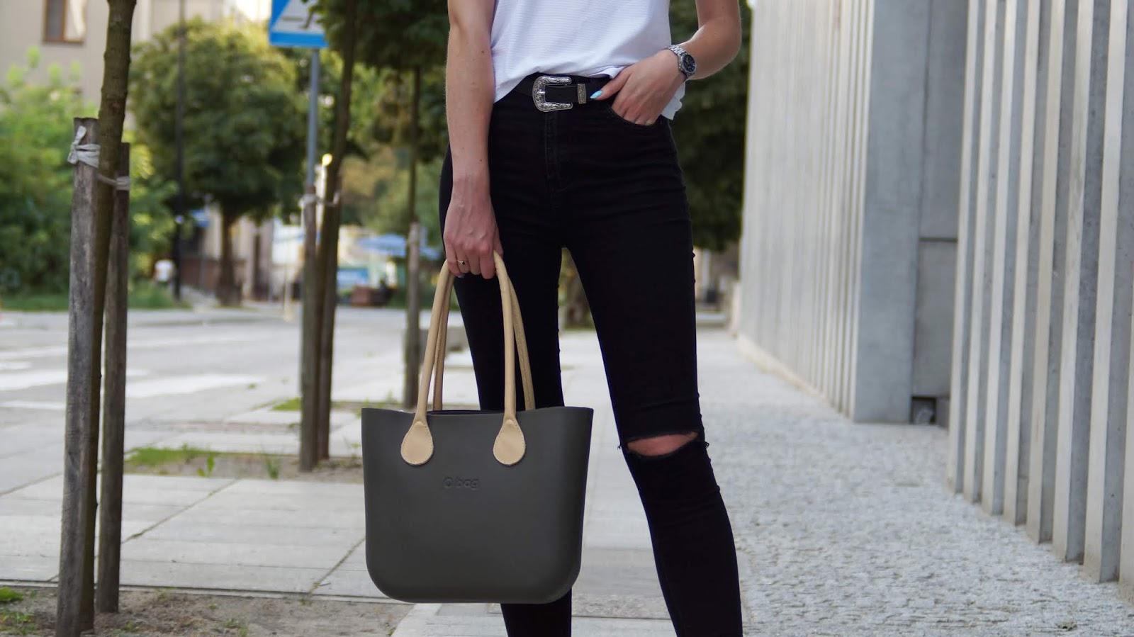 Basic look - Obag, Adidas Stan Smith, czyli zapomniana stylizacja z pamiętnika złej blogerki