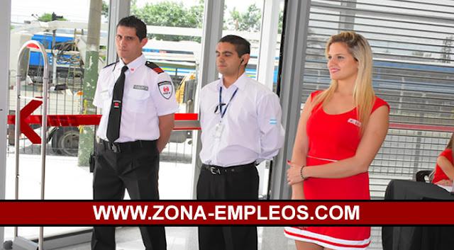 SE BUSCAN GUARDIAS DE SEGURIDAD PARA SAB-5 CON Y SIN SECUNDARIO COMPLETO