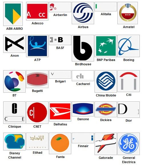 facebook-italia: Logo Quiz, soluzioni gioco iPhone e boom ...