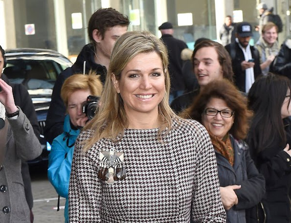 "Dutch Queen Máxima as UN Advocate for Inclusive Financial Services delivered a speech at the seminar ""Participation Money"" of the research group 'Financial Inclusion and New Entrepreneurship' of the Hague University"