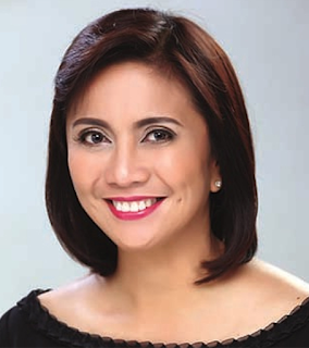 "POLITICS: Camarines Sur Rep. Leonor ""Leni"" Robredo is the new Philippine Vice President"