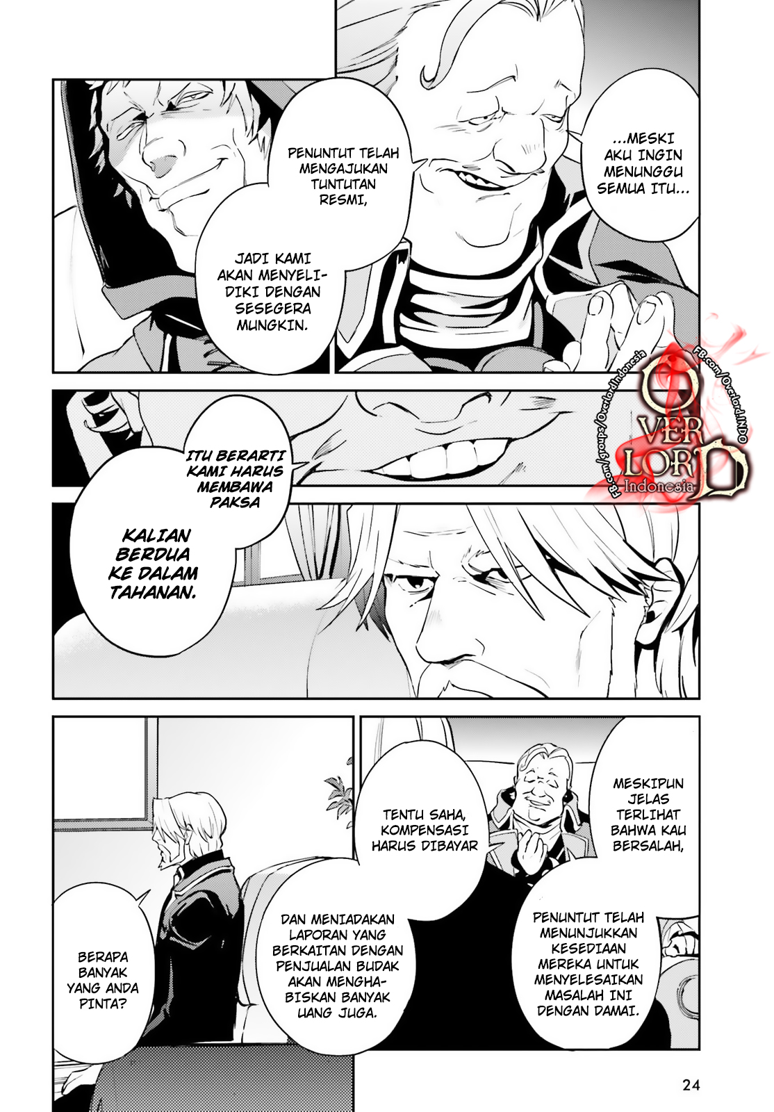 Baca Komik Overlord chapter 34 Bahasa Indonesia