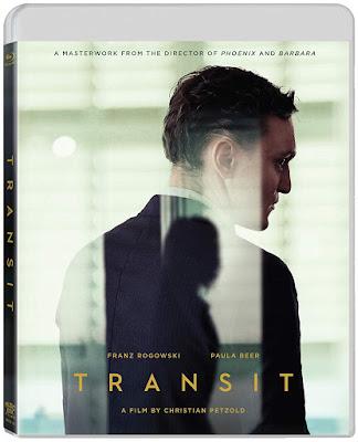 Transit 2018 Blu Ray