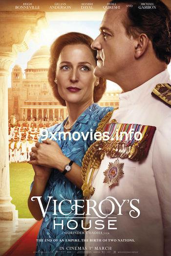 Viceroys House 2017 Dual Audio Hindi 480p BluRay 300mb