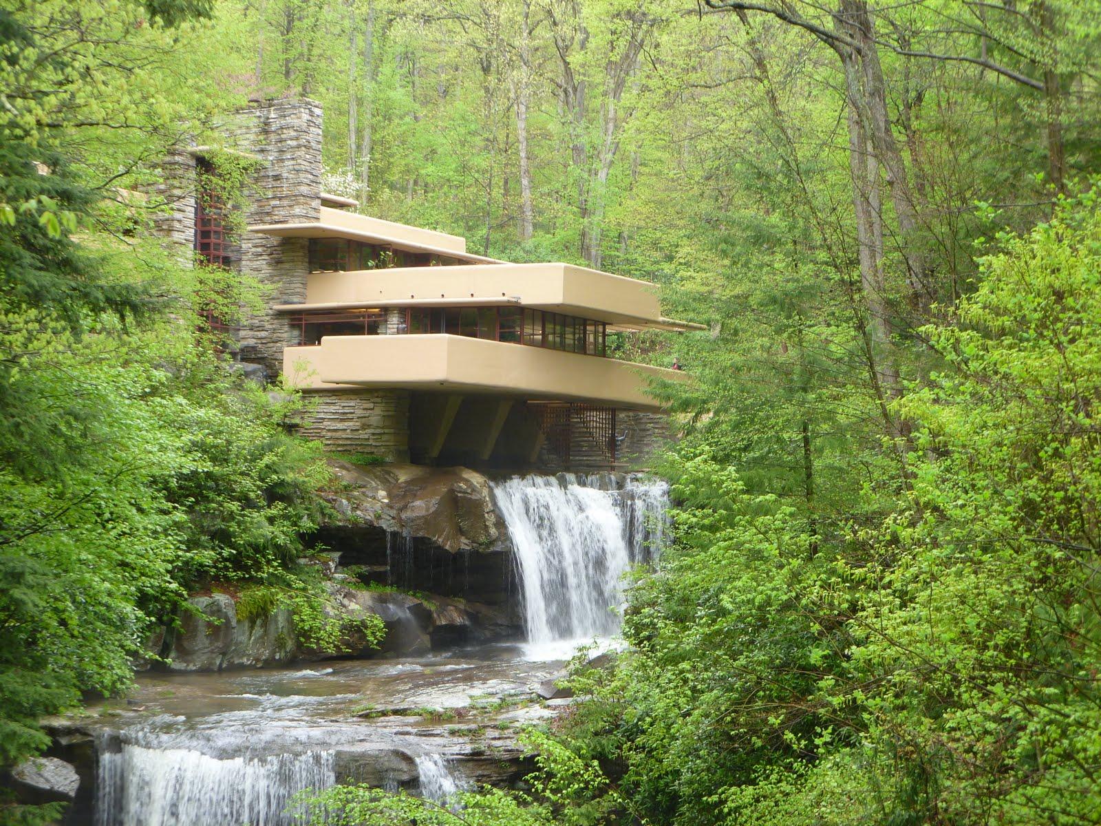 casa e kaufmann casa de la cascada 1936 pennsylvania