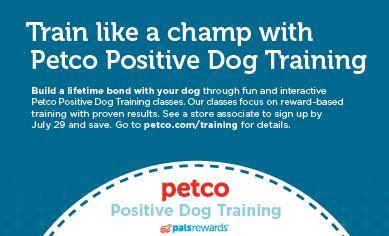 Dog Training Classes Petco ~ Dog Training Solution