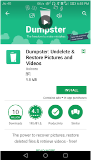 Recycle Bin for Android How To Install Recycle Bin In Android Mobile?