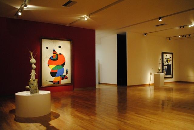 Llega al Bellas Artes una gran muestra de Joan Miró