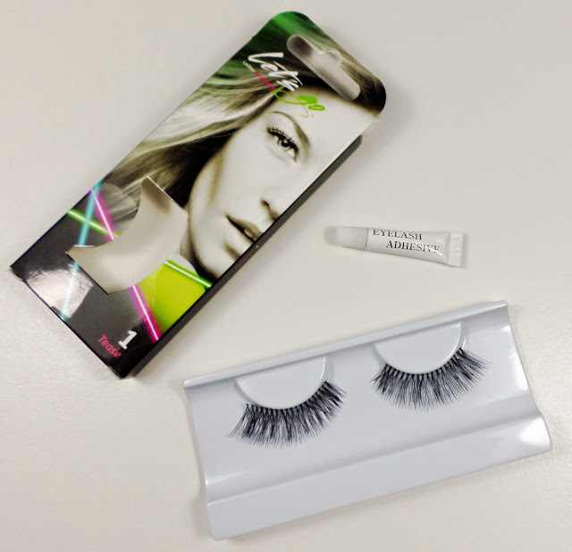 Let's Go Lashes #1 Tease