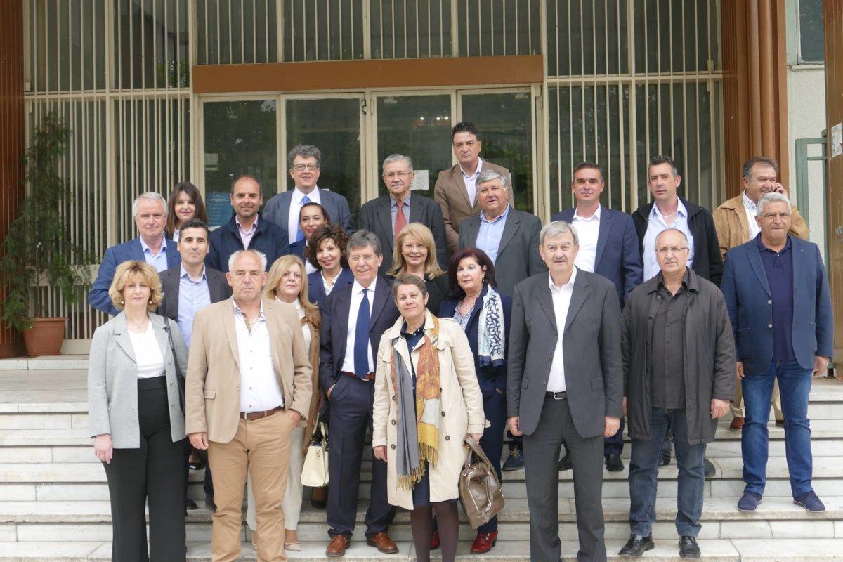 Κατατέθηκε επίσημα το ψηφοδέλτιο του Νίκου Τσιλιμίγκα για την Περιφέρεια Θεσσαλίας - Όλα τα ονόματα