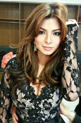 Have You Been Dreaming Of Having A Straighter Hair Lasts The Whole Day? Let Angel Locsin Be Your Hair-spiration!