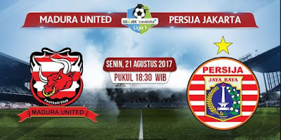 Prediksi Laga Madura United vs Persija