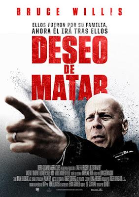 Deseo de matar (2018) en Español Latino