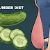 7 Days 7 Kg Less: How to Lose Weight with Cucumber Diet In Just 7 days