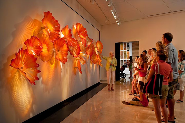 Chihuly Collection em St. Petesburg.