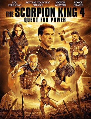 Watch The Scorpion King 4: Quest for Power Online Free in HD