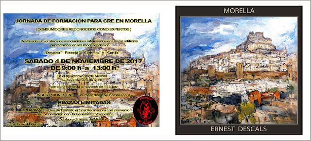 DIABLES-CASTELLÓ-CARTELL-MORELLA-PINTURA-PAISATGES-MAESTRAT-PINTURES-CARTELLS-ARTISTA-PINTOR-ERNEST DESCALS