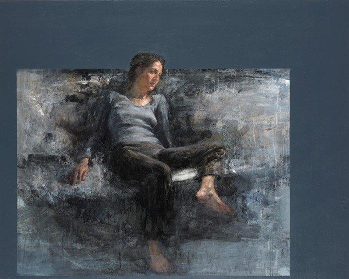 Греческий художник. Panayiotis Beldekos