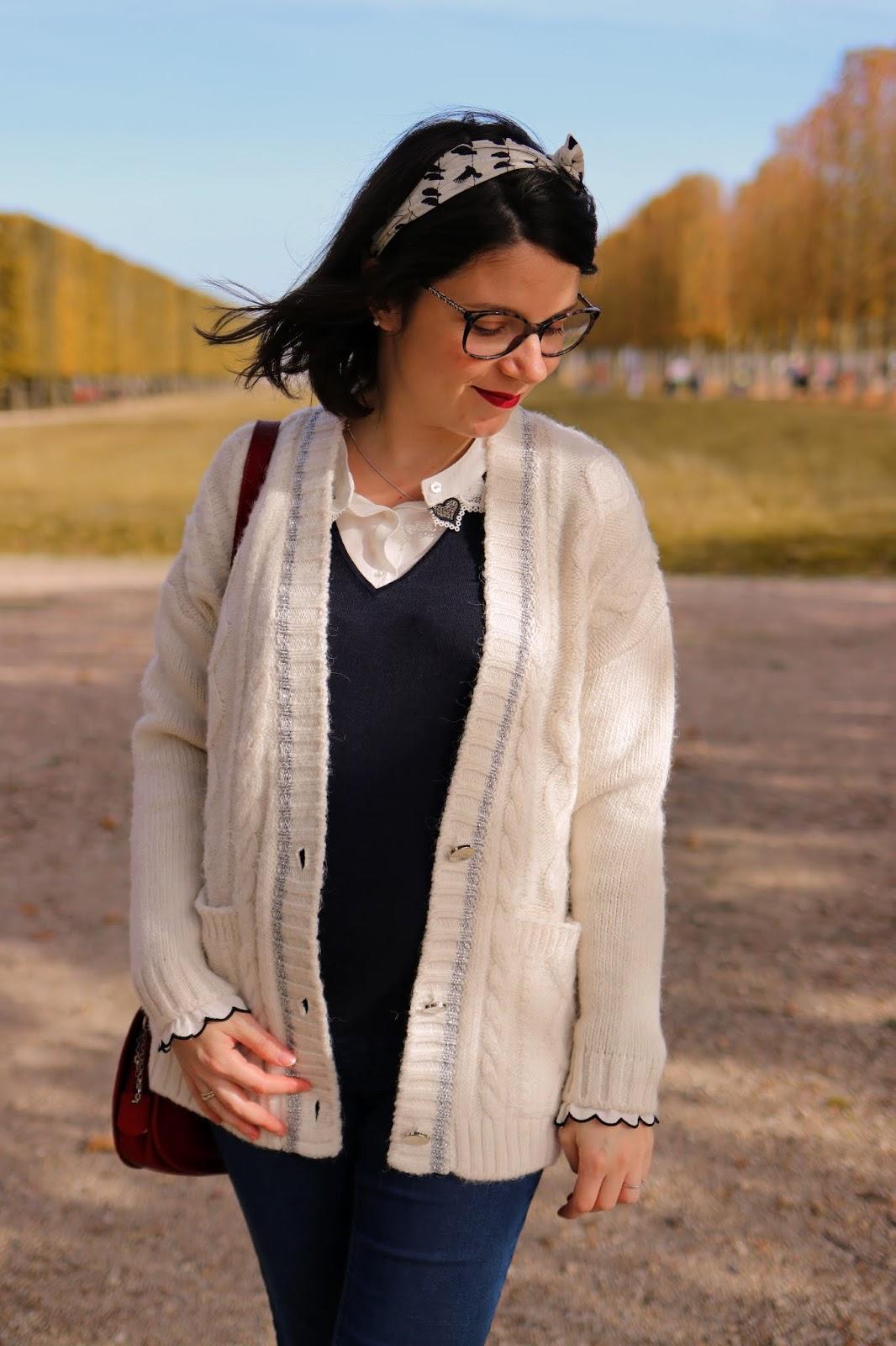 look enceinte tenue preppy été indien derbies vernies col claudine comment s'habiller maternité parly 2 les gommettes de melo