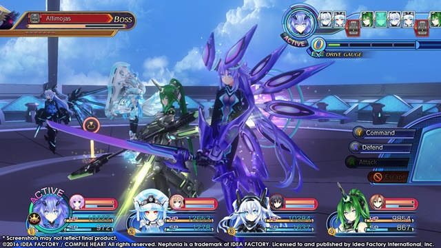 Neptunia Hypercollection PC Full