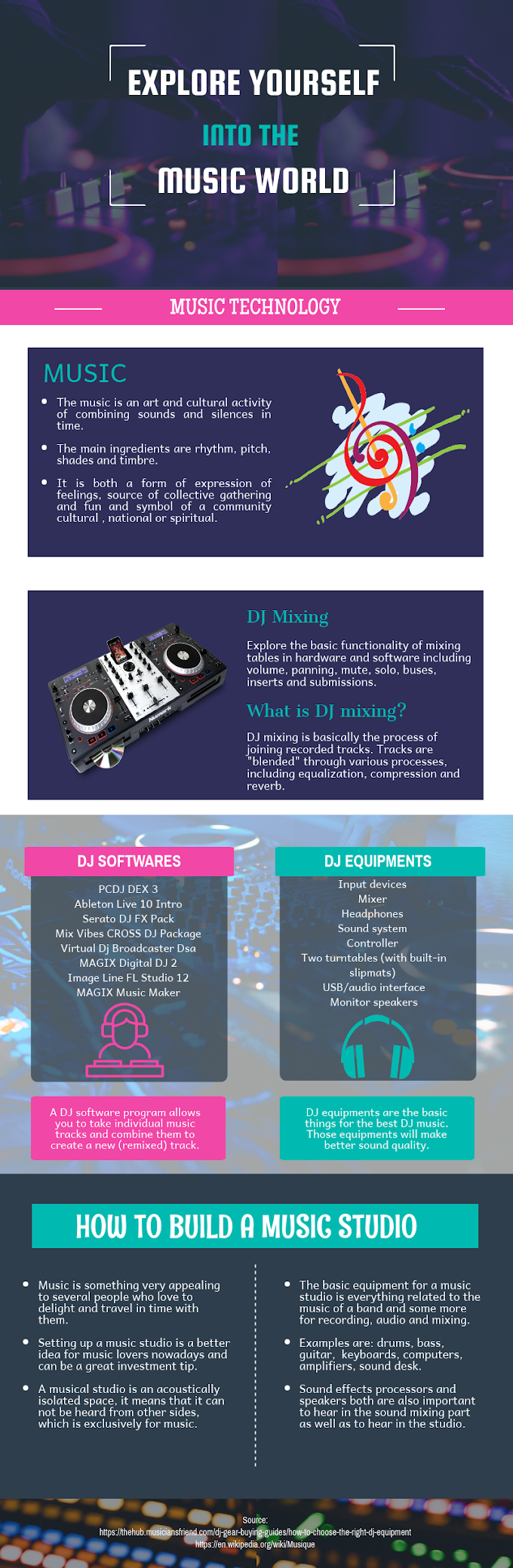 Djing For Beginners: What Kind Of Dj Equipment Do You Need?