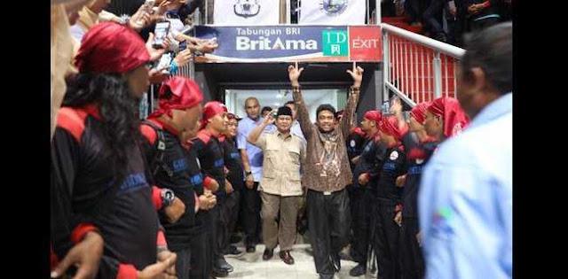 Gerindra Dan Buruh Sama-Sama Perjuangkan Kesejahteraan Rakyat