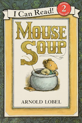 Mouse Soup, part of children's book review list about mice
