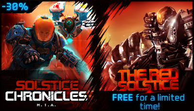 Free Steam Game - The Red Solstice