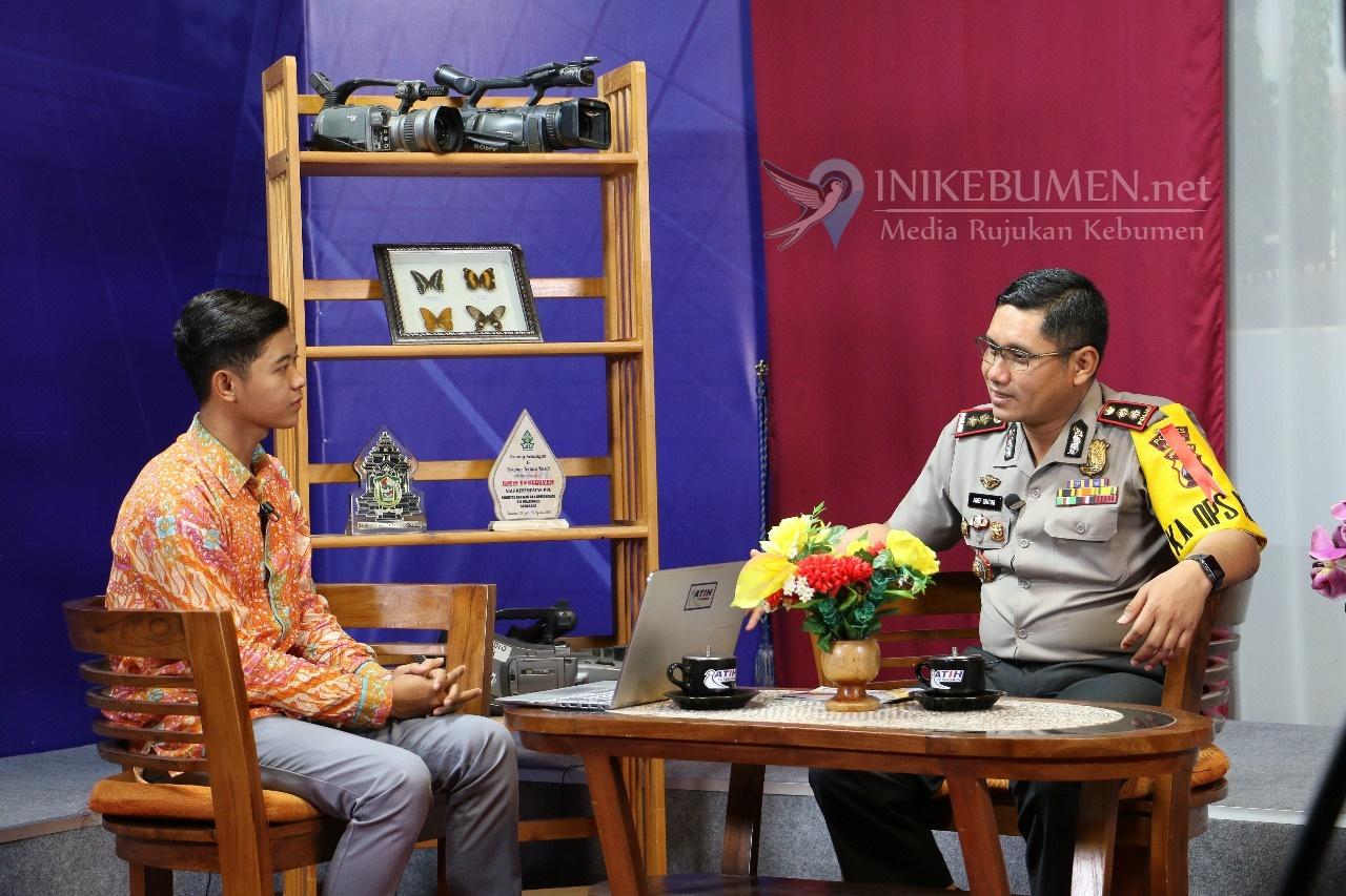 Gara-gara Pilkada, HUT Bhayangkara di Kebumen Digelar 11 Juli 2018