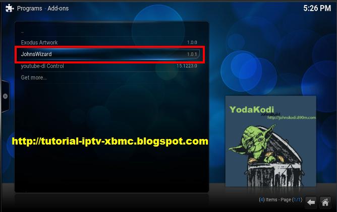 how to add yoda to kodi