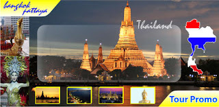 Paket Tour Muslim Thailand