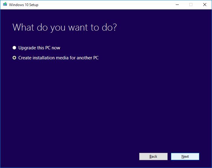 الحصول على نسخة قانونية من الويندوز 10 بصيغة Iso - Microsoft الويندوز