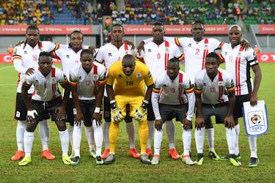 It is Egypt-Uganda AFCON repeat, minus Mawejje and Massa