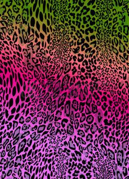 Purple Leopard Print stock photo Image of wild design