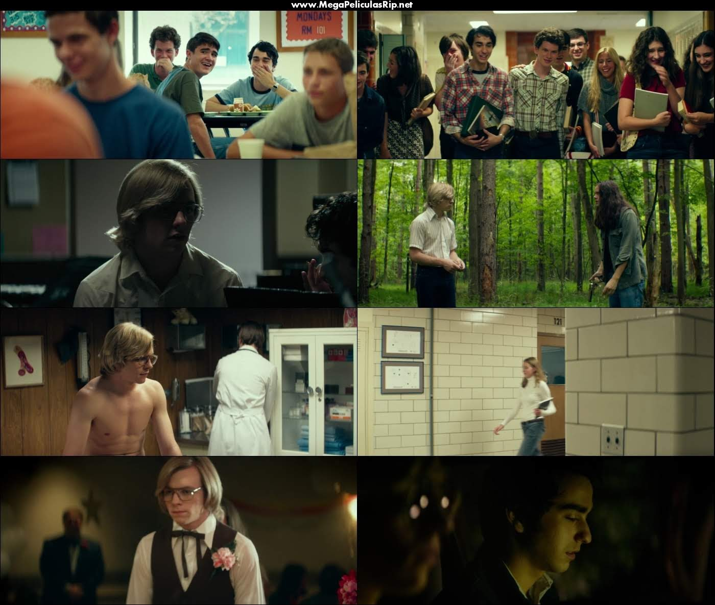 My Friend Dahmer 1080p Latino